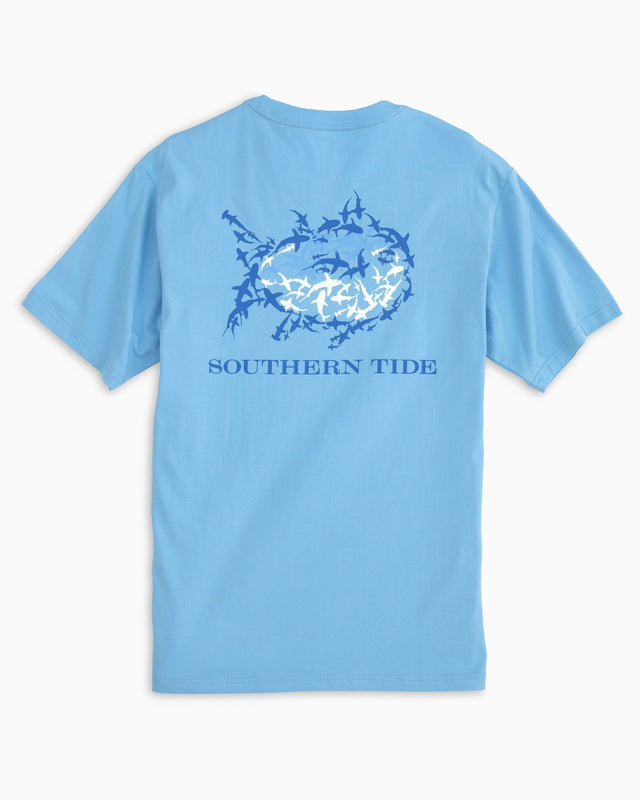 School of Sharks Skipjack T-shirt | Southern Tide