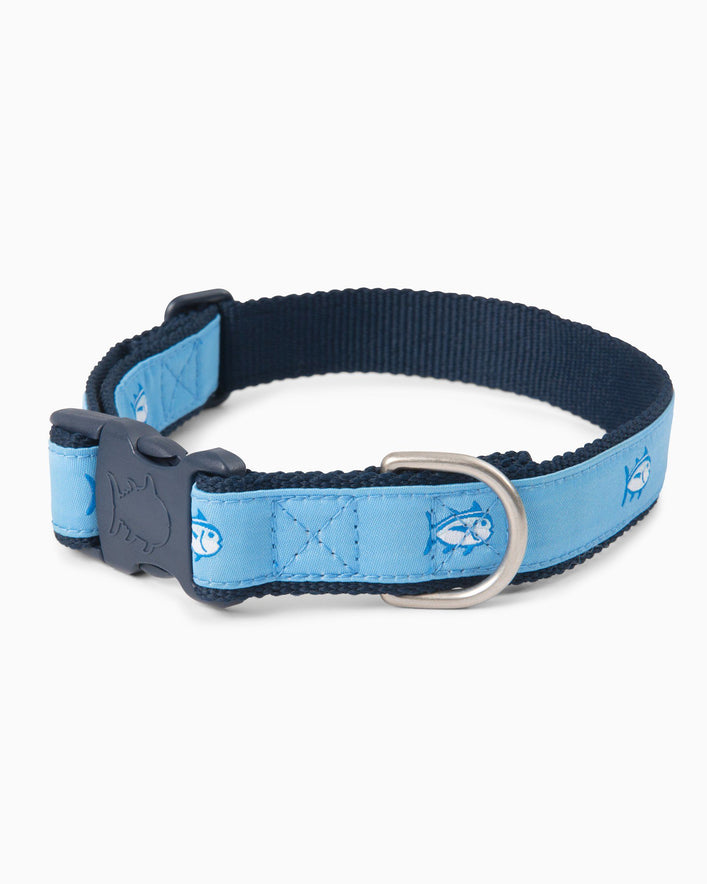 Southern Tide Skipjack Dog Collar