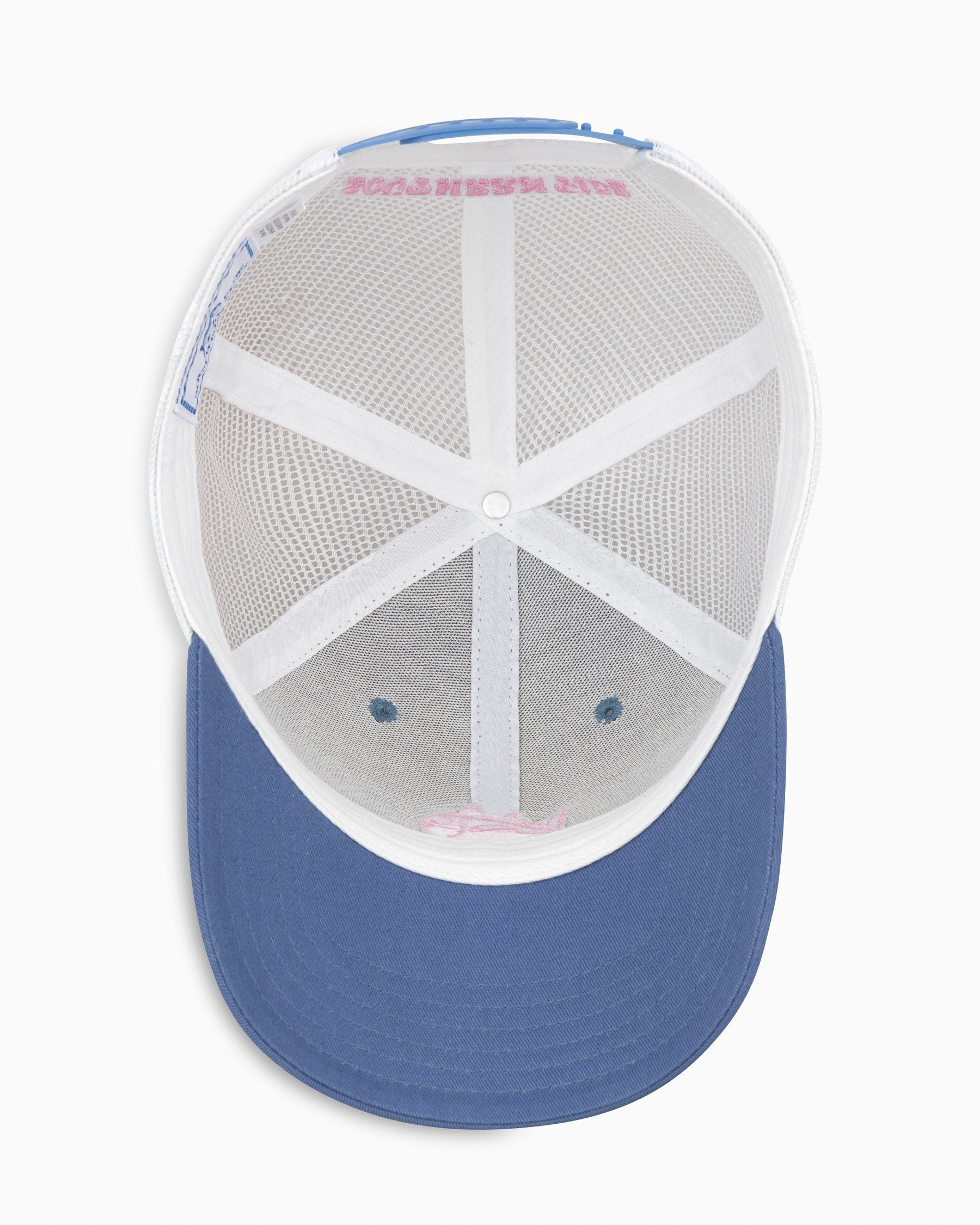 Skipjack Embroidered Trucker Hat