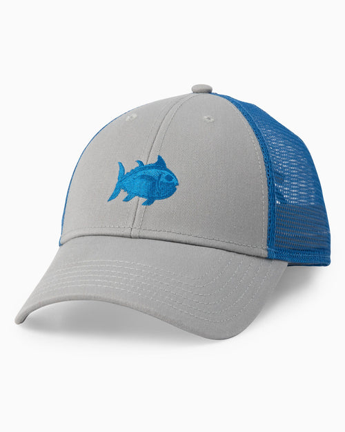 Skipjack Embroidered Trucker Hat | Southern Tide