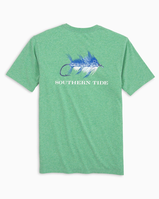 Skipjack Fly Heather T-shirt | Southern Tide