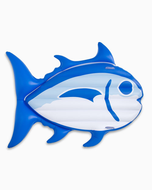 Giant Inflatable Skipjack Pool Float | Southern Tide