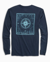 Southern Compass Long Sleeve T-Shirt | Southern Tide