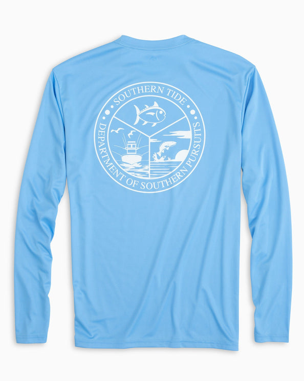 Image of Southern Pursuits Long Sleeve Performance T-shirt