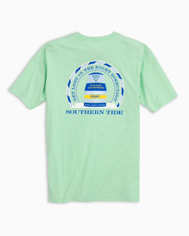 Southernmost Point T-Shirt | Southern Tide