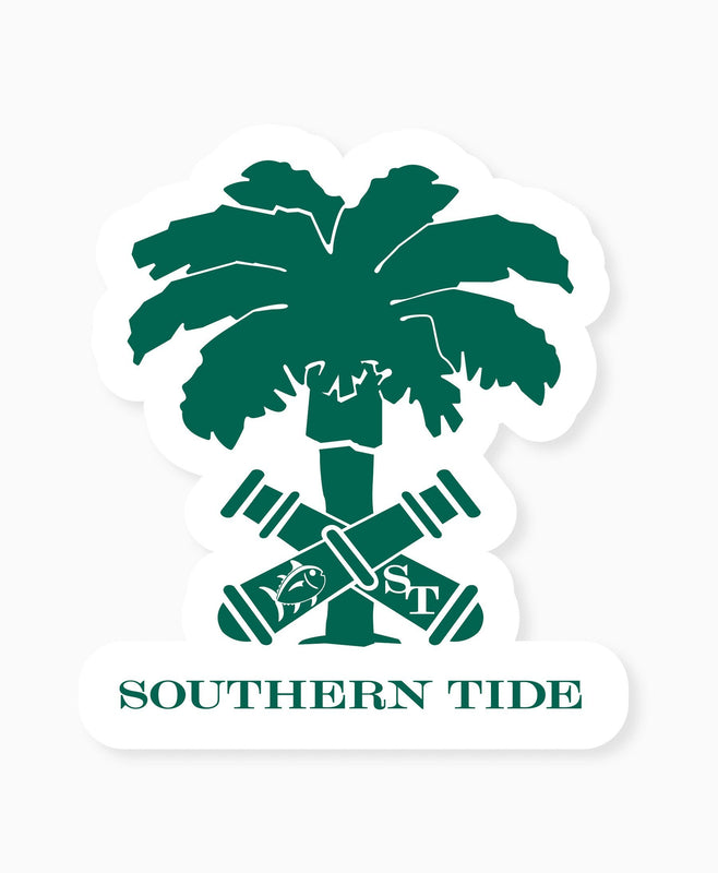 ST Club Sticker | Southern Tide