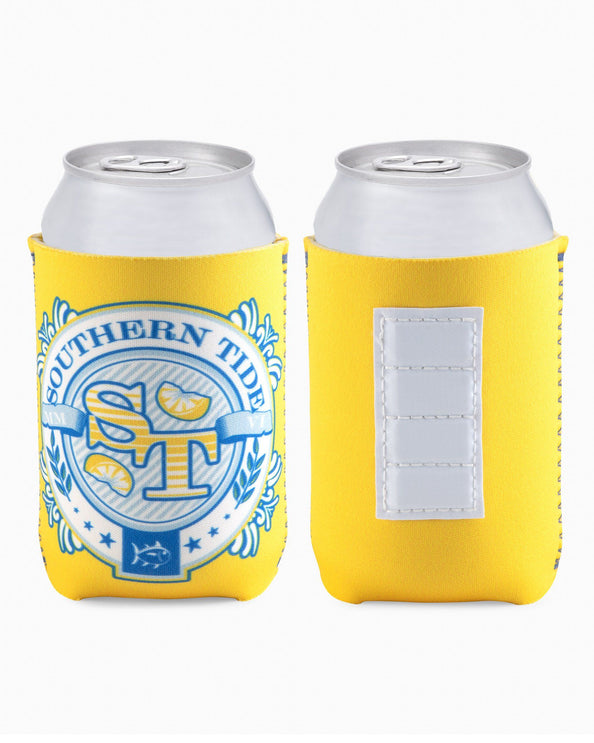 ST Drink Label Magnetic Can Caddie