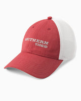 ST Embroidered Fitted Trucker Hat | Southern Tide