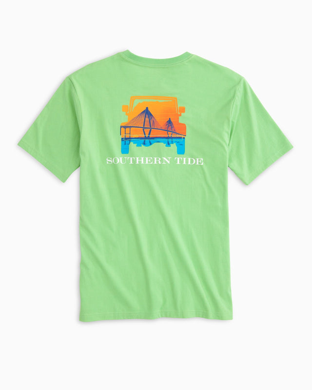Sunset Bridge T-shirt | Southern Tide