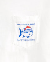 Twas the Day After Christmas Long Sleeve T-Shirt | Southern Tide