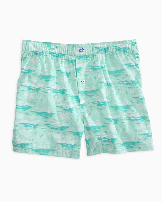 Waterline Boxer Short | Southern Tide