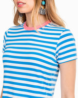 Amelia Striped Active Dress | Southern Tide