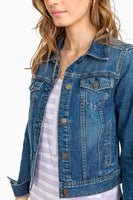 Denim Jean Jacket | Southern Tide