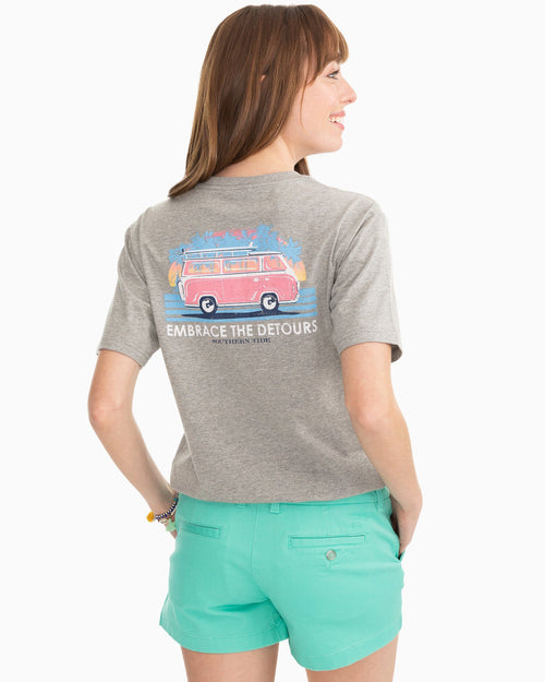 Embrace the Detours Graphic T-shirt | Southern Tide