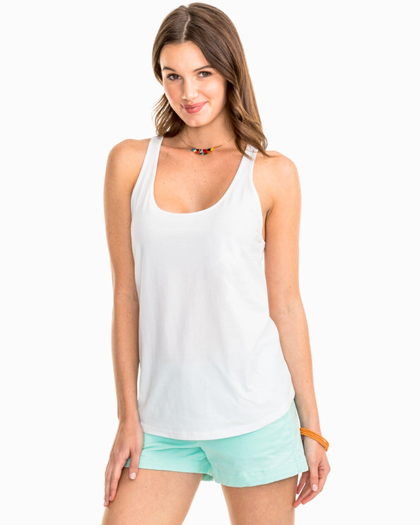 Julie Racerback Tank Top