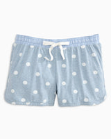 Put a Dot On It Lounge Short | Southern Tide