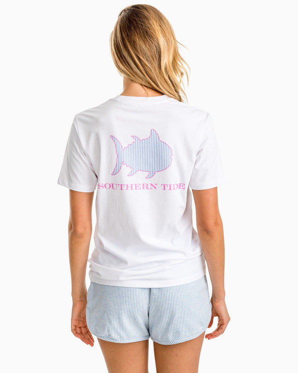 7f38e0d5 Women's Graphic T-Shirts - Preppy Skipjack Tees | Southern Tide