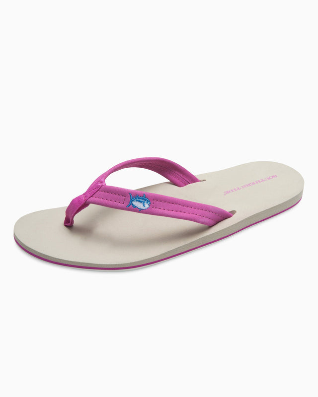 Womens Weekend Flipjacks - Berry | Southern Tide