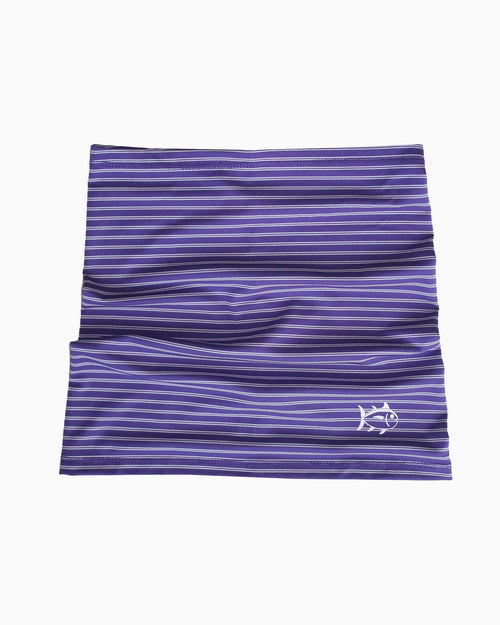 Stripe Performance Neck Gaiters | Southern Tide
