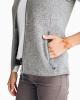 Sweater Fleece Vest | Southern Tide