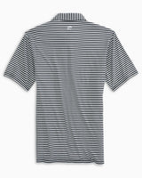 Team Colors Striped Performance Polo Shirt | Southern Tide