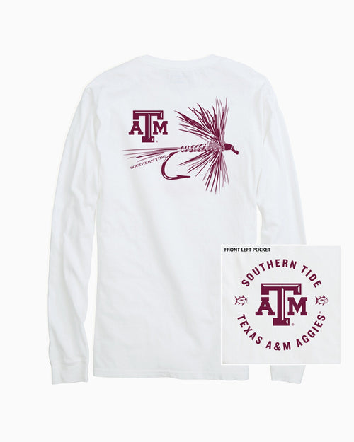 Texas A&M Aggies Fly Long Sleeve T-Shirt