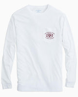 Texas A&M Aggies Stadium Long Sleeve T-Shirt | Southern Tide