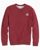 Texas A&M Aggies Upper Deck Pullover Sweater | Southern Tide