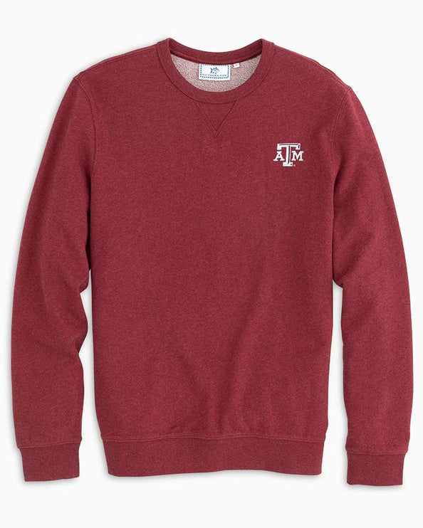 Texas A&M Aggies Upper Deck Pullover Sweater