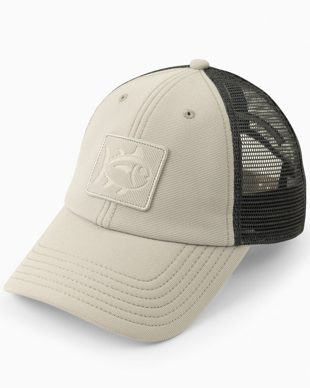Textured Skipjack Trucker Hat | Southern Tide