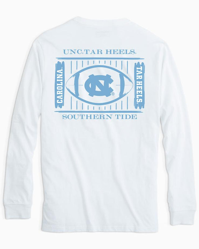 UNC Tar Heels Stadium Long Sleeve T-Shirt | Southern Tide