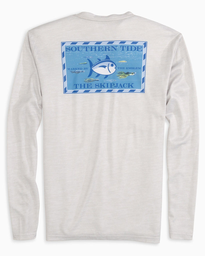 Under The Sea Long Sleeve Performance T-Shirt