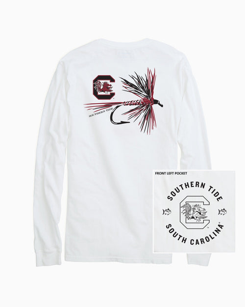 USC Gamecocks Fly Long Sleeve T-Shirt | Southern Tide