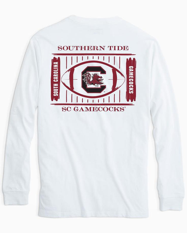 USC Gamecocks Stadium Long Sleeve T-Shirt | Southern Tide
