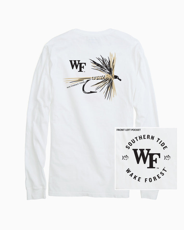 Wake Forest Fly Long Sleeve T-Shirt
