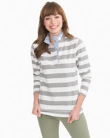 Waylon Striped Pullover | Southern Tide