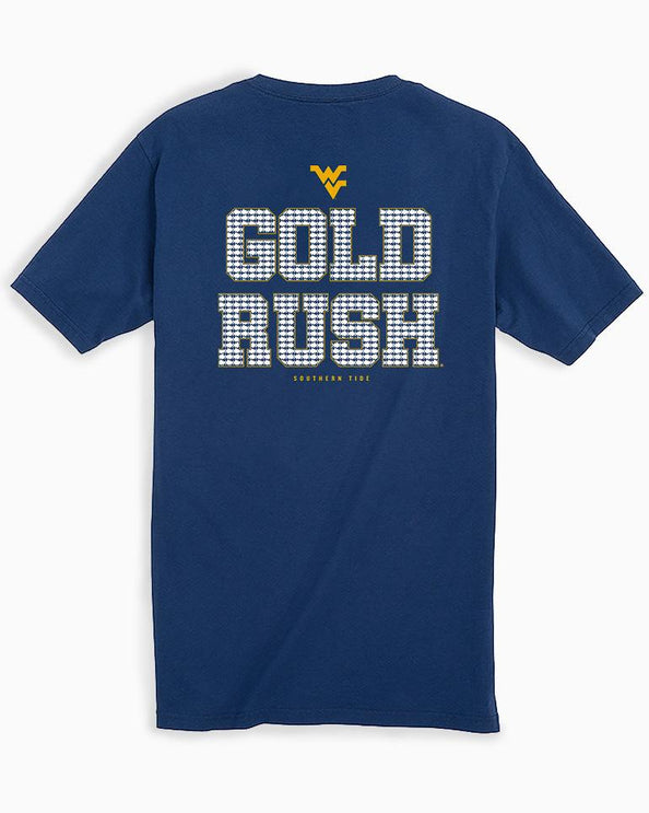 West Virginia Chant Short Sleeve T-Shirt