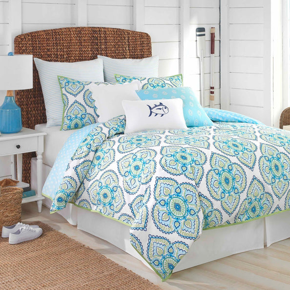 Summerville Reversible Comforter Set