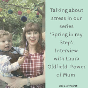Spring in my Step: Interview with Laura Oldfield