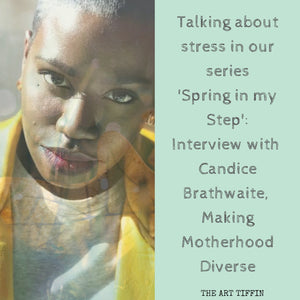 Spring in my Step: Interview with Candice Brathwaite