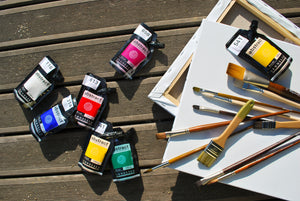 Cruelty-free Paints #2: Acrylic Paints