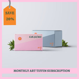 Adult Ethical Art Box Subscription (Monthly)