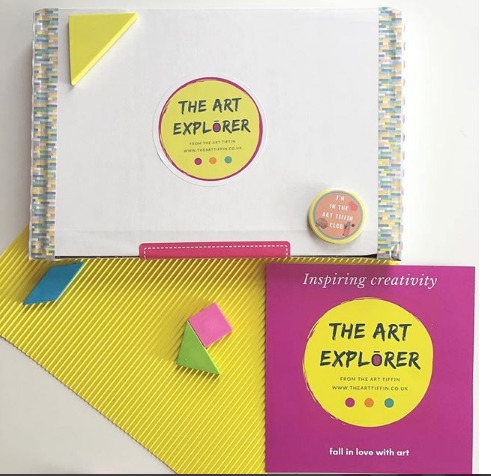 One-off Children's 'Art Explorer' Subscription Box