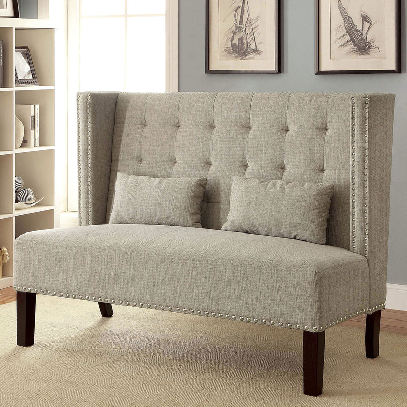 Furniture of America AMORA LOVE SEAT