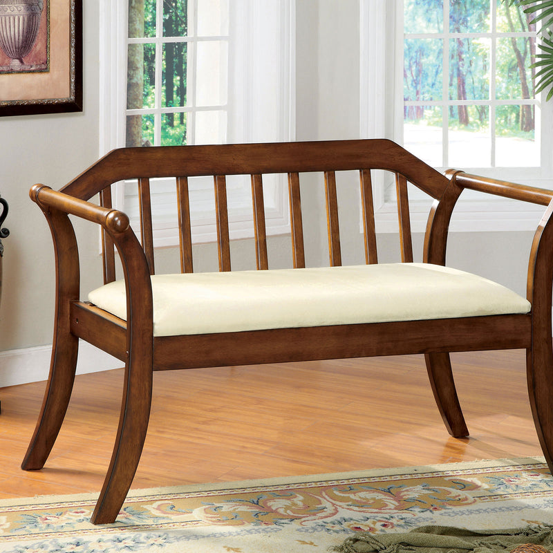 Furniture of America DERBY BENCH