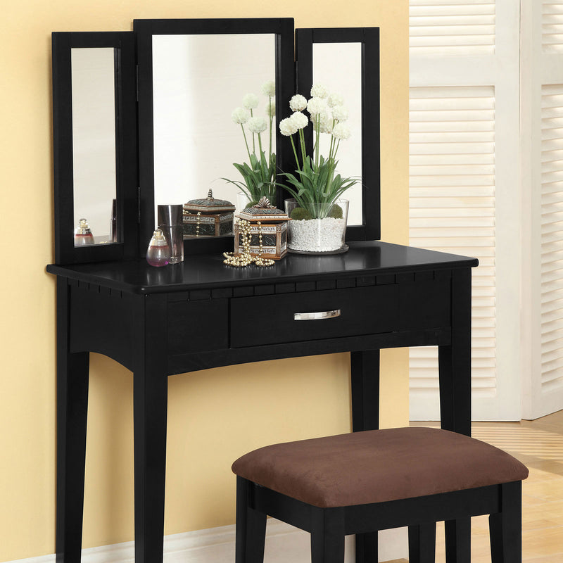Furniture of America POTTERVILLE VANITY TABLE