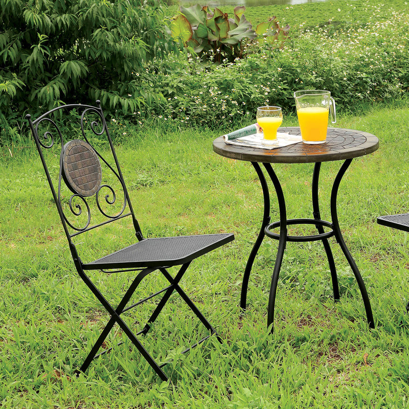 Furniture of America BETIM PATIO TABLE