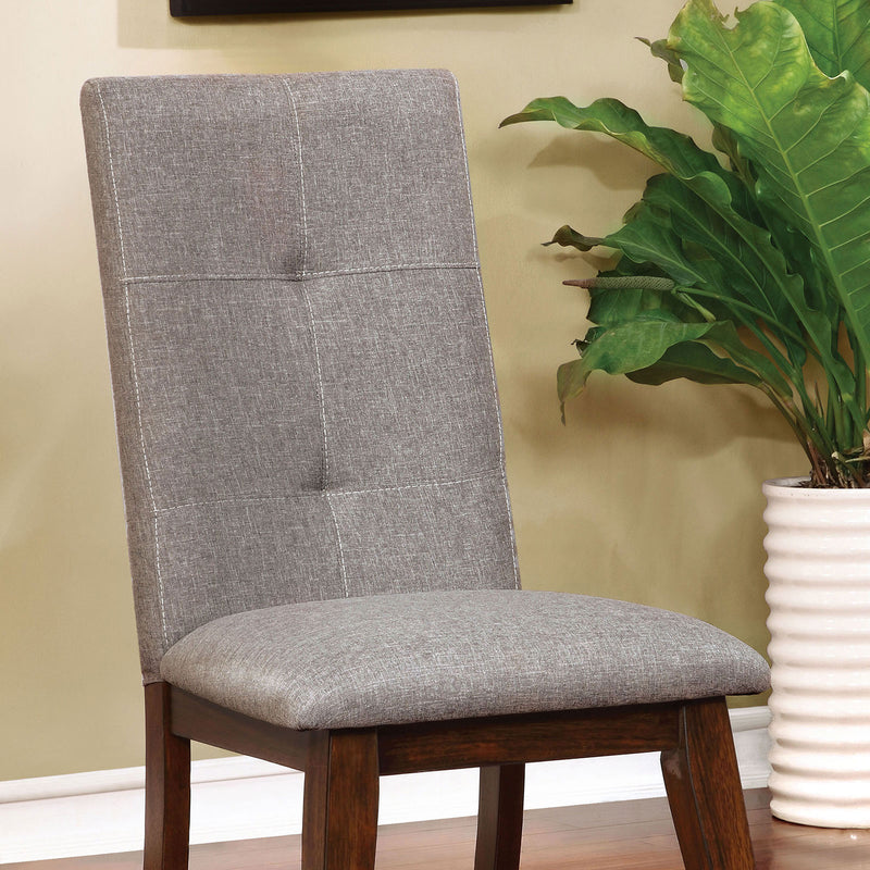 Furniture of America ABELONE SIDE CHAIR (2/BOX)