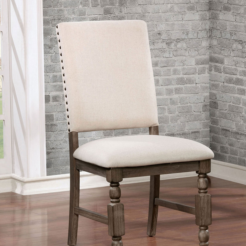 Furniture of America ROESELARE SIDE CHAIR (2/CTN)