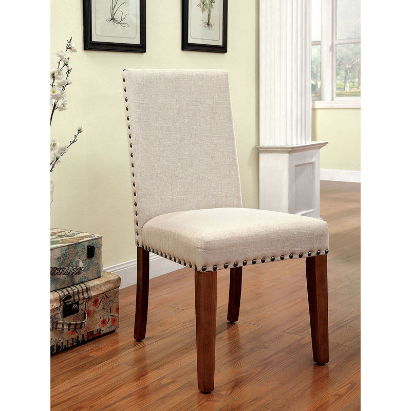 Furniture of America WALSH SIDE CHAIR (2/BOX)